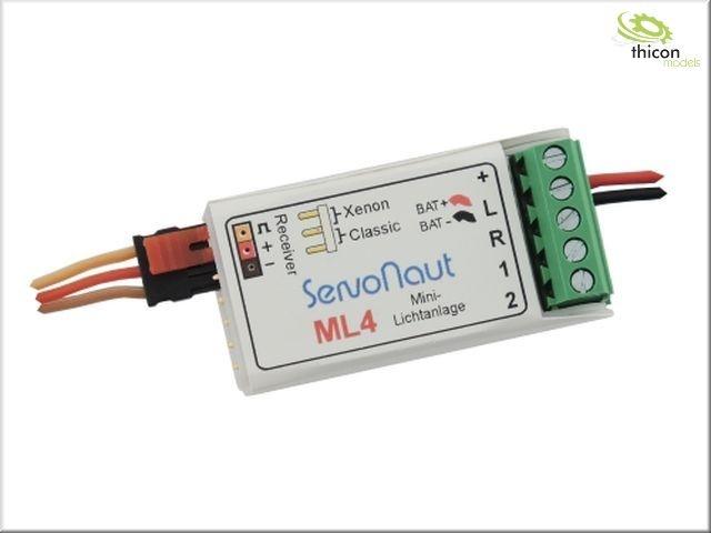 ML4 V2.0 Mini-Lichtanlage
