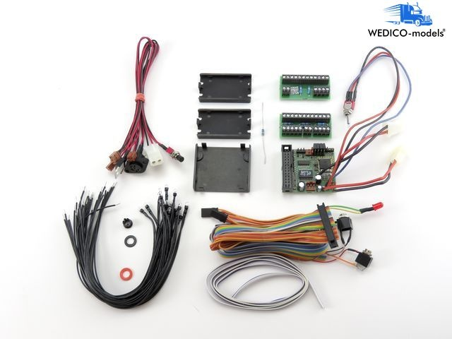 Pleasing Electrical System Lc For Trucks Thicon Models Wiring Cloud Geisbieswglorg