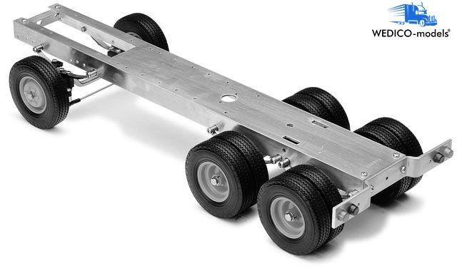 Standard-Fahrgestell 3-Achs Schwerlast