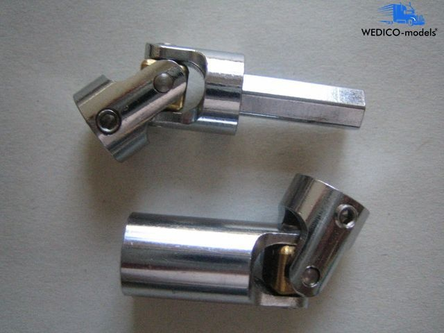 Cardan joint set 3 COE to connect #765